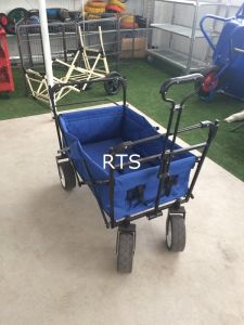 Foldable Cart W. Top Class Foldable Foldable Hand Truck Beachtrekker pictures & photos