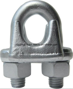 Jisb 2809 Drop Forged Wire Rope Clip pictures & photos