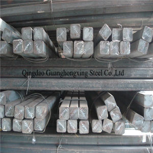 Q235, Q275, 3sp, 4sp Hot Rolled Steel Billets pictures & photos