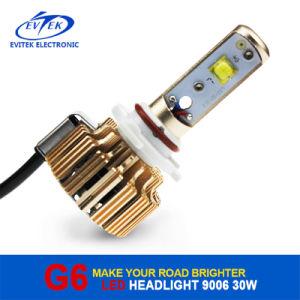 6000k G3 Car LED Headlight Bulbs Conversion Kit 9006 30W 3200lm LED Auto Headlamp for Car Front Fog Light Bulb in 2017 pictures & photos