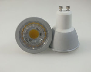 New LED Product Dimmable 6W GU10 COB LED Bulb Light pictures & photos