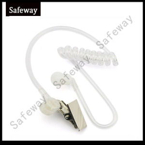 Replacement Clear Acoustic Tube for Walkie Talkie Earpiece pictures & photos