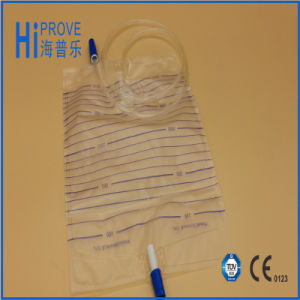 Hot Sales Disposable Urinary Urine Collection Drainage Bags pictures & photos