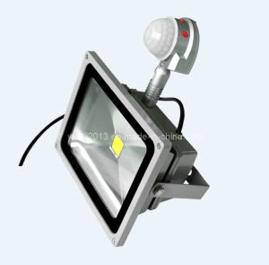 IP65 Waterproof Outdoor 40W PIR Motion Sensor LED Flood Light with 3years Warranty pictures & photos