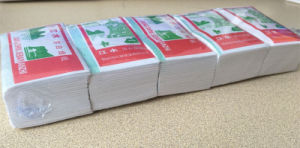 Extra Thin 14G 110*44mm Smoking Rolling Paper with Watermark pictures & photos