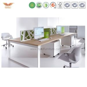 Modern Office Workstation Office Cubicles Office Partition with UL Certification Wire for Us Markets pictures & photos