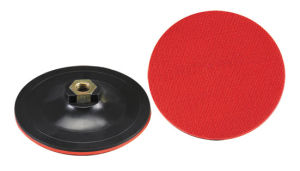 Plastic Backing Pad W/Veclro