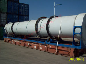 Hot Selling and High Efficient Compound Fertilizer Rotary Dryer pictures & photos