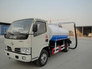 Quality Mini 5000L Fecal Suction Truck pictures & photos