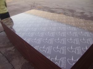 Film Faced Plywood Used for Concrete Formwork/Plywood/Building Materials