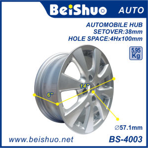 Aluminum Alloy Rims Wheels for After Market pictures & photos