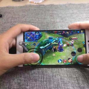 Mini Joystick Game Controller Siicon Sucker for Ios and Android pictures & photos