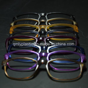 Amber Polyetherimide Resin/Pei Plastic for Optical Eyeglasses pictures & photos