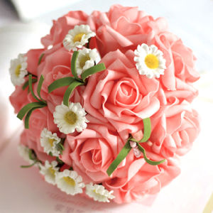 The Artificial Flower for Wedding Bouquet pictures & photos