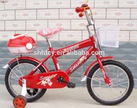 12inch Popular Safety Children Bike with Front&Rear Basket pictures & photos