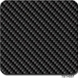 Tsautop Tsh057 1m Width Carbon Design Aqua Print Hydrographic Film pictures & photos