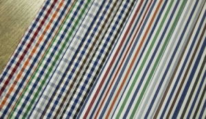 Stripes&Checks Comfortable Yarn Dyed Shirt Fabric pictures & photos