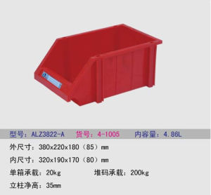 Industrial Warehouse Plastic Storage Bin Box pictures & photos