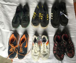2016 Used Men & Lady Fashion Sports Shoes for Sale pictures & photos