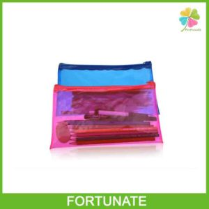 Plain Plastic PVC Pencil Case School