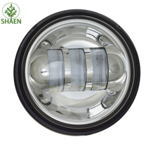 """4.5"""" 30W Round Harley LED Motorcycle LED Headlight pictures & photos"""