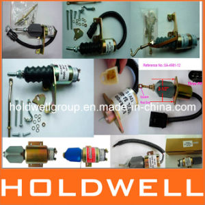 Woodward Solenoid for Different Diesel Engine Parts pictures & photos