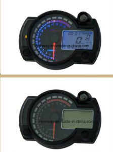 Ww-7270 Motorcycle Parts LED, 12V, Motorcycle Speedometer pictures & photos
