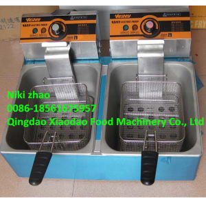 Commercial Deep Fryer Frying Machine Electric Chicken Fryer Machine pictures & photos