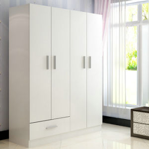 Bedroom Furniture Melamine Chipboard Wardrobe Cabinet pictures & photos