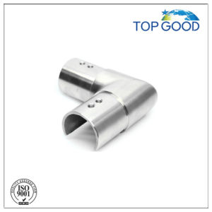 Stainless Steel Channel Tube Horizontal Connector pictures & photos