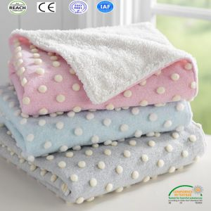 Comfy Small TV Blanket Office Blanket pictures & photos