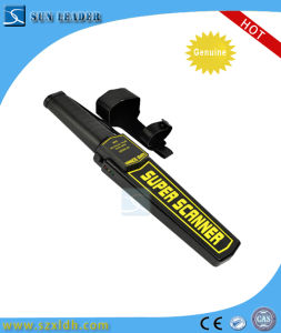 Hot-Sales Hand Held Body Scanning Metal Detector pictures & photos
