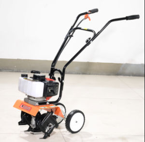 Mini Tiller with Portable 2 Stroke Gasoline Engine (1WG1.6Q) pictures & photos