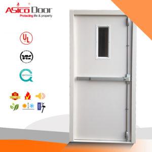 Fireproof Door Steel/Metal Fire Door with UL Certified Steel Door pictures & photos