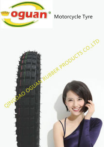 Factory 2017 New Pattern Motorcycle Tyre/Tire pictures & photos