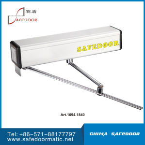 Surface Mounting Swing Door Opener, Heavy Duty, Motor Open Spring Close pictures & photos