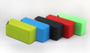 Bluetooth V3.0+EDR 40mm 3W*2 Frequency portable Wireless Mini Bluetooth Speaker (OM-S29) pictures & photos
