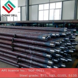 S135 127mm Drill Pipe--9.5m