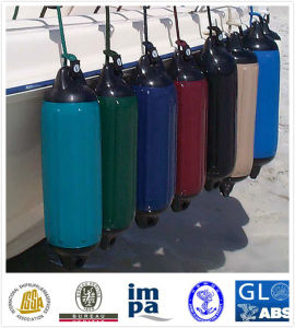 PVC Cylindrical Yacht Fender with Cover pictures & photos