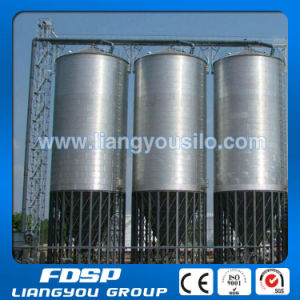 Popular Corrugated Steel Silo for Grain Hopper Bottom Silo pictures & photos