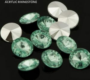 China Wholesale Price Taiwan Acrylic Sew-on Rhinestones pictures & photos