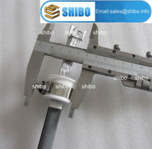 Doulbe Spiral Sic Heating Elements with Spare Parts pictures & photos