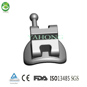 High Quality V-Slot Brackets Dental Bracket Orthodontic Bracket pictures & photos