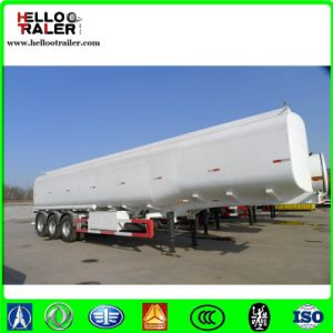 30000 - 6000 Liters 3 Axles Fuel Tank Trailer (BPW axle optional) pictures & photos