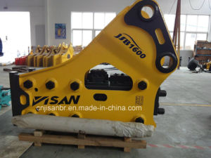 PC220 Dh220 Hydraulic Side Type Breaker Top Type Breaker Box Type Breaker with Excavator pictures & photos