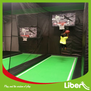 Professional Manufacturer Best Selling Fitness Trampoline for Sale pictures & photos
