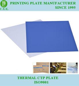 China Cxk Long Run Length Printing Plate CTP pictures & photos