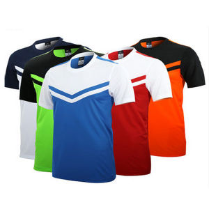 Customized Slim Fit OEM Manufacturer Sport Jersey pictures & photos