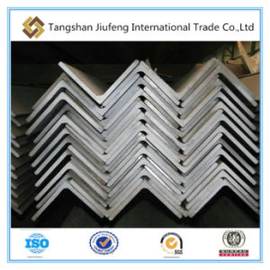 JIS Ss400 Hot Rolled Equal Angle Steel Bar pictures & photos