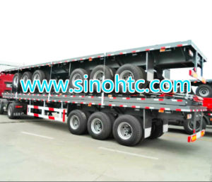 40FT Utility trailer, semi trailer, Skeletal trailer, Truck trailer pictures & photos